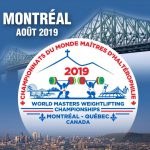 World Masters Weightlifting Championships 2019